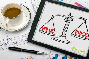 valore, prezzo, giudizio
